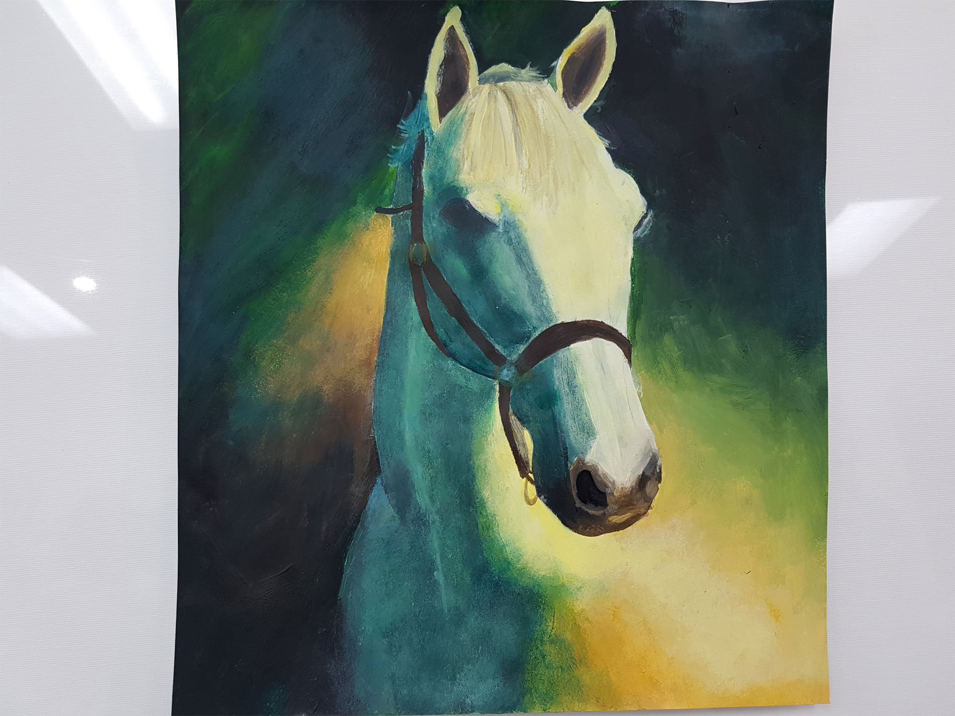 Horse by Emily
